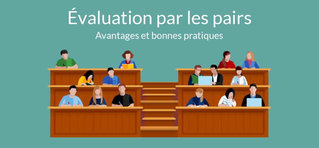 evaluation par les pairs