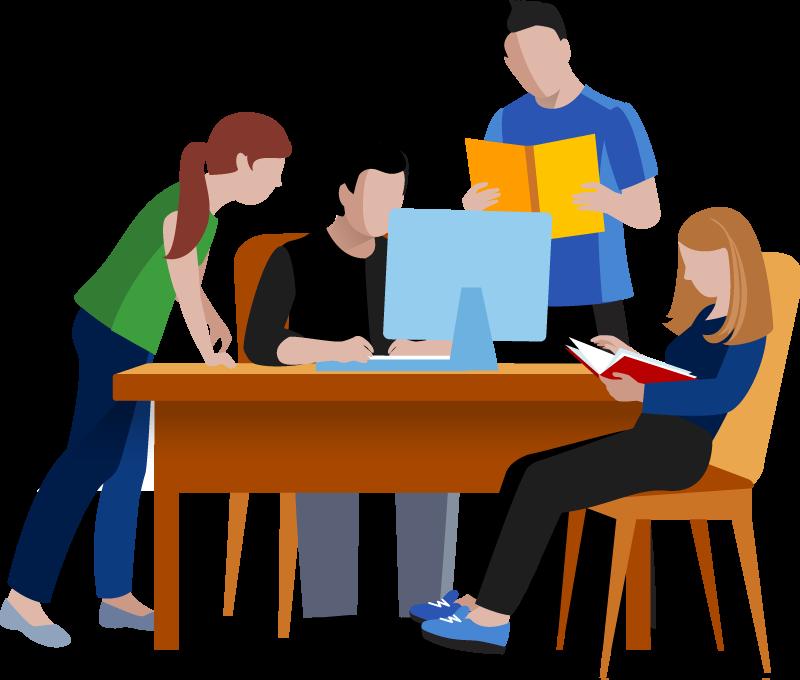 évaluation par les pairs groupe